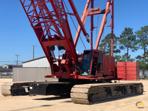 2012 Manitowoc 2250 Lattice Boom Crawler Crane