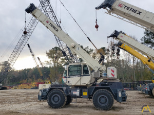 2012 Terex RT-230 30-Ton Rough Terrain Crane