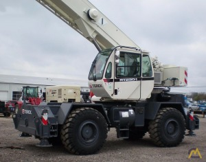 Terex RT 230-1 30-ton Rough Terrain Crane