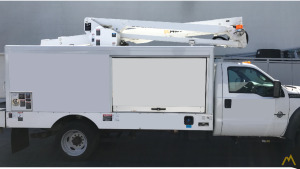 2013 Altec-Ford AT248F Bucket Truck; CranesList ID: 437
