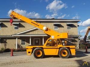 2013 Broderson IC-200-3H 15-Ton Carry Deck Crane