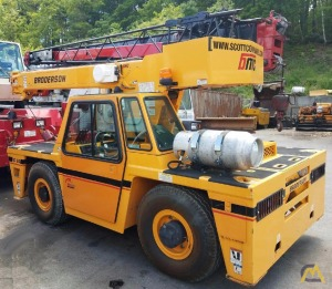 Broderson IC-80-3J 9-Ton Carry Deck Crane