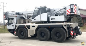 2013 Grove GMK-3055 60-Ton 3-Axle All Terrain Crane