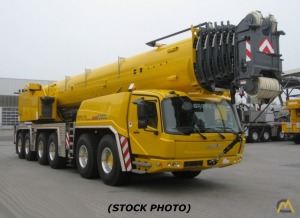 2013 Grove GMK6350L 350-Ton All Terrain Crane