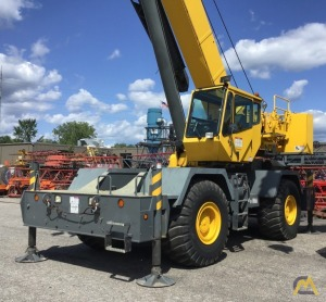 2013 Grove RT600E 50-Ton Rough Terrain Crane