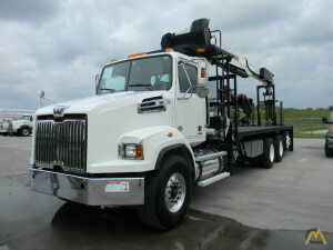 2013 IMT 24562 mounted to 2013 Western Star 4700SB chassis