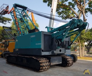 2013 Kobelco CKL1000I 100-Ton Lattice Boom Crawler Crane