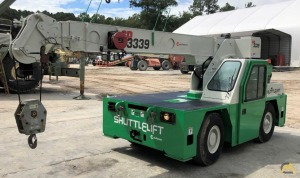 2013 Shuttlelift 3339 9-Ton Carry Deck Crane