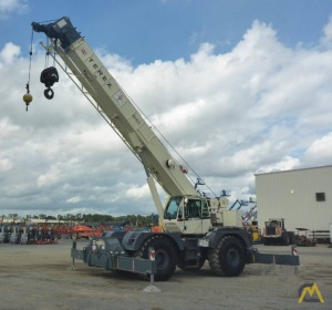 2013 TEREX RT-670 70-Ton Rough Terrain Crane