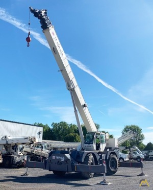 2013 Terex RT 780 80-Ton Rough Terrain Crane