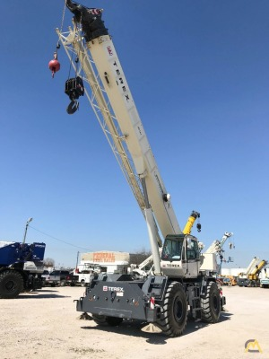 2013 Terex RT555-255-Ton Rough Terrain Crane Available