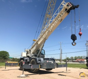 2014 Terex RT 670-1 70-Ton Rough Terrain Crane Available