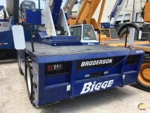 2014 Broderson IC-200-3H 15-Ton Carry Deck Crane