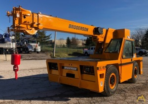 2014 Broderson IC-80-3J 9-Ton Carry Deck Crane
