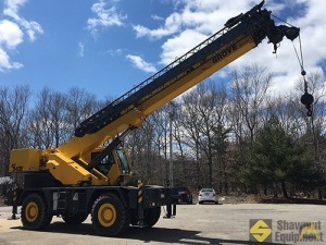 2014 Grove RT540E 40-Ton Rough Terrain Crane