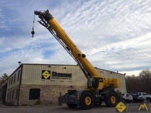 Grove RT770E 70-ton Rough Terrain Crane