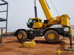 2014 Grove RT880E 80-ton Rough Terrain Crane