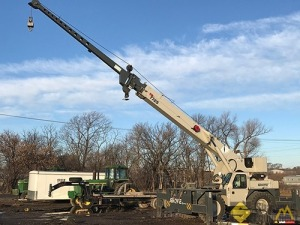 2014 Grove YB7725 25-Ton Carry Deck Crane