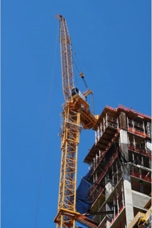 2014 Liebherr 357HC-L 12/24 Tower Crane