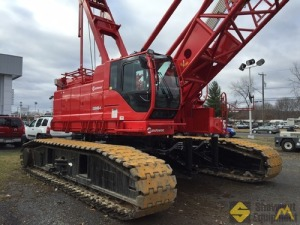 2014 Manitowoc 12000-1 120-Ton Lattice Boom Crawler Crane
