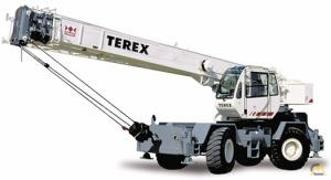 Terex RT 230-2 Rough Terrain Crane