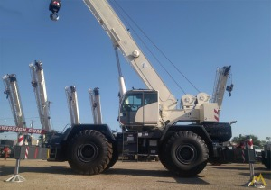 Terex RT670-1 70-ton Rough Terrain Crane