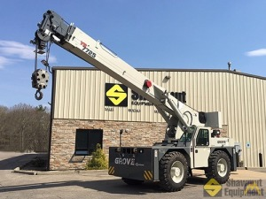 Grove YB7725 25-Ton Carry Deck Crane