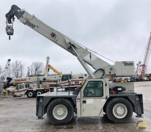 2015 Shuttlelift CD5520 20-Ton Carry Deck Crane