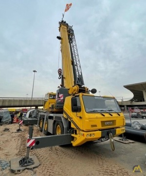2016 Grove GMK3060 60-Ton All Terrain Crane