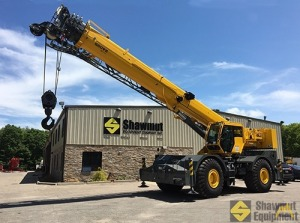 2016 Grove RT770E 70-Ton Rough Terrain Crane