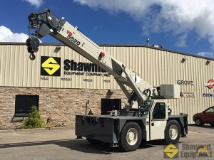 Grove YB5520 20-ton Carry Deck Industrial Crane