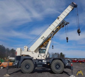 2016 Terex RT 555 55-Ton Rough Terrain Crane