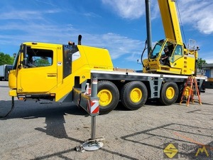 2017 Grove GMK4100L-1 115-Ton All Terrain Crane