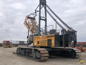 2017 Liebherr LR 1130 Lattice Boom Crawler Crane