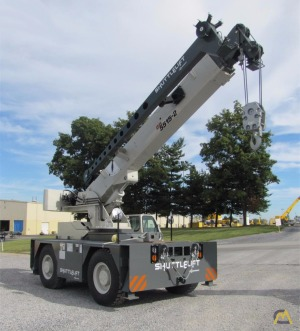 Shuttlelift CD5515-2 15-Ton Carry Deck Crane