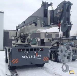 Shuttlelift CD7725 25-Ton Carry Deck Crane