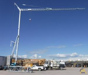 2017 Vicario V-2298/78,  4.41-Ton Self-Erecting Tower Crane