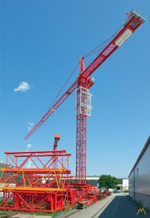 Wolffkran 8033 20-Ton Tower Crane