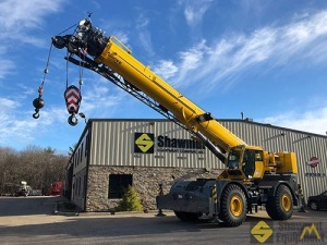 2018 Grove RT770E 70-Ton Rough Terrain Crane