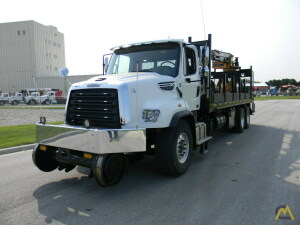 2018 Rotobec Elite 910SP MT26 mounted to 2018 Freightliner 114SD chassis