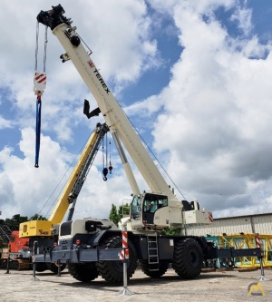 2018 TEREX RT-100US 100-Ton Rough Terrain Crane