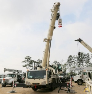 2019 Demag AC 100-4L 120-Ton All Terrain Crane (Includes Jib)