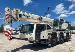 2019 Demag AC 55-3 60-Ton All Terrain Crane