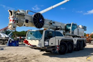 2019 Demag AC100-4L 120-Ton All Terrain Crane