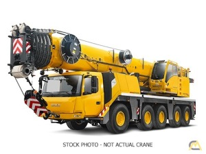 2019 Grove GMK5150L 175-Ton All Terrain Crane