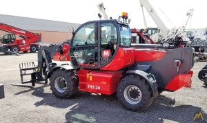 MAGNI TH 5.24 Telehandler