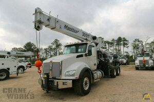 2019 Manitex 3051T mounted to 2020 Kenworth T880 chassis