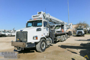 2019 Manitex 35124C mounted to 2018 Western Star 4700SB chassis