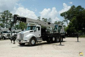 2019 National NBT45-127 mounted to 2021 Kenworth T880 chassis
