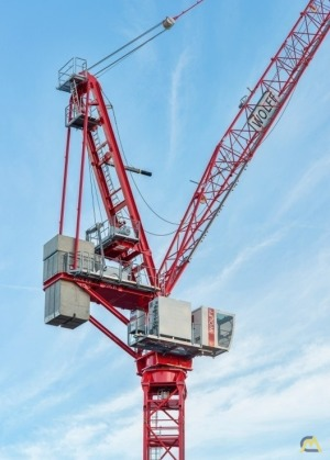 2019 Wolff 275 B TowerCrane
